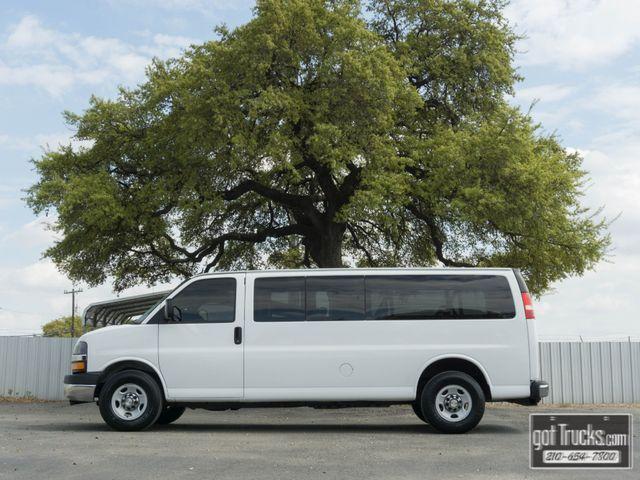 2013 Chevrolet Express Passenger G3500 LT 4.8L V8