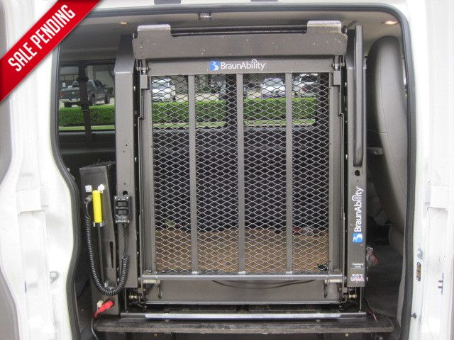 2013 Chevrolet Express LT, Handicap Wheelchair Lift, X/Nice, Must see in Plano, Texas 75074