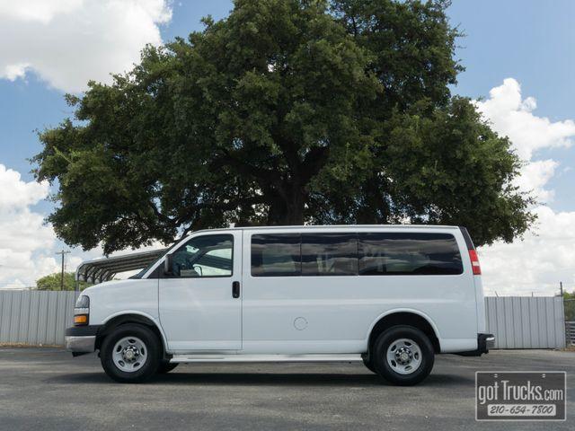 2013 Chevrolet Express Passenger LT 6.0L V8