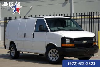 2013 Chevrolet G1500 Cargo Van Clean Carfax Express in Plano Texas, 75093