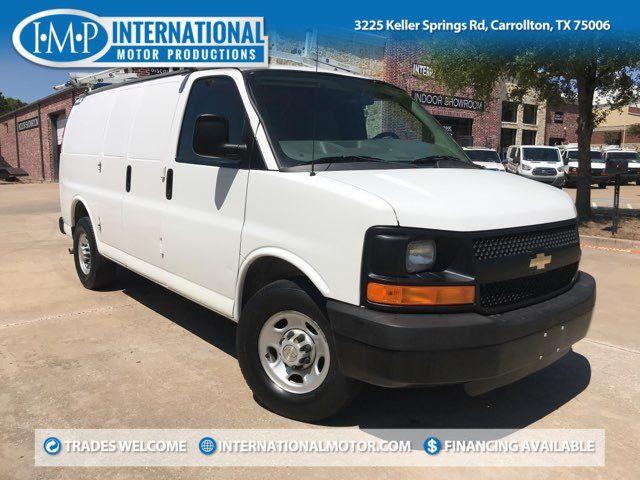 2013 Chevrolet G2500 Vans Express