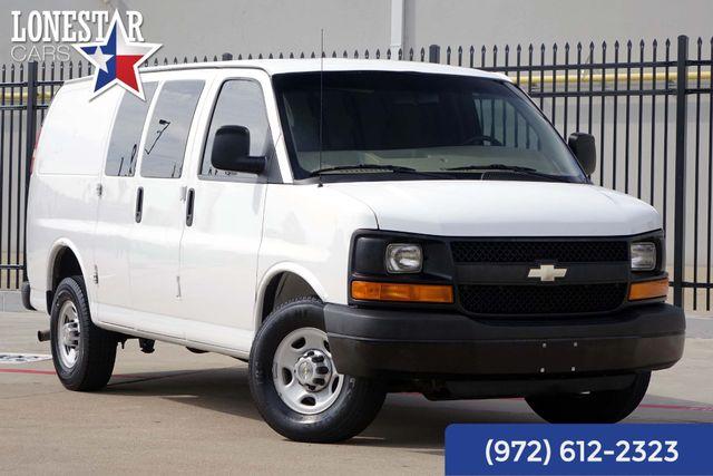 2013 Chevrolet G2500 Vans Express *ONE OWNER* Great Work Van
