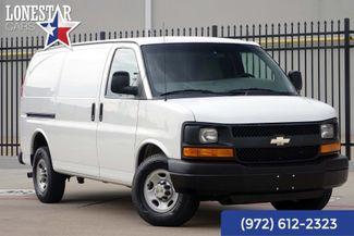 2013 Chevrolet G2500 Cargo Van Express in Plano Texas, 75093