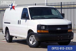 2013 Chevrolet G2500 Van Express in Plano Texas, 75093