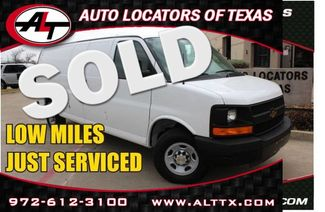 2013 Chevrolet G2500 Vans Express | Plano, TX | Consign My Vehicle in  TX