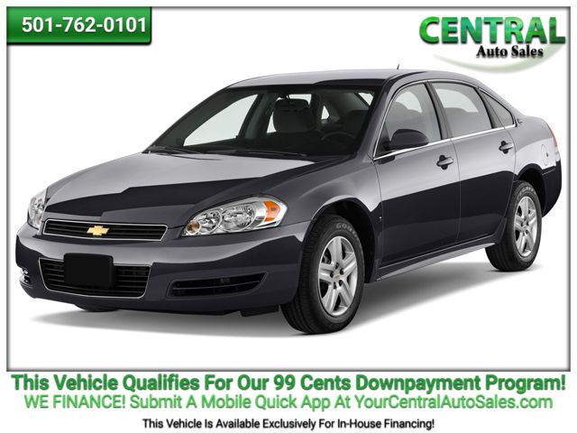 2013 Chevrolet Impala LS | Hot Springs, AR | Central Auto Sales in Hot Springs AR