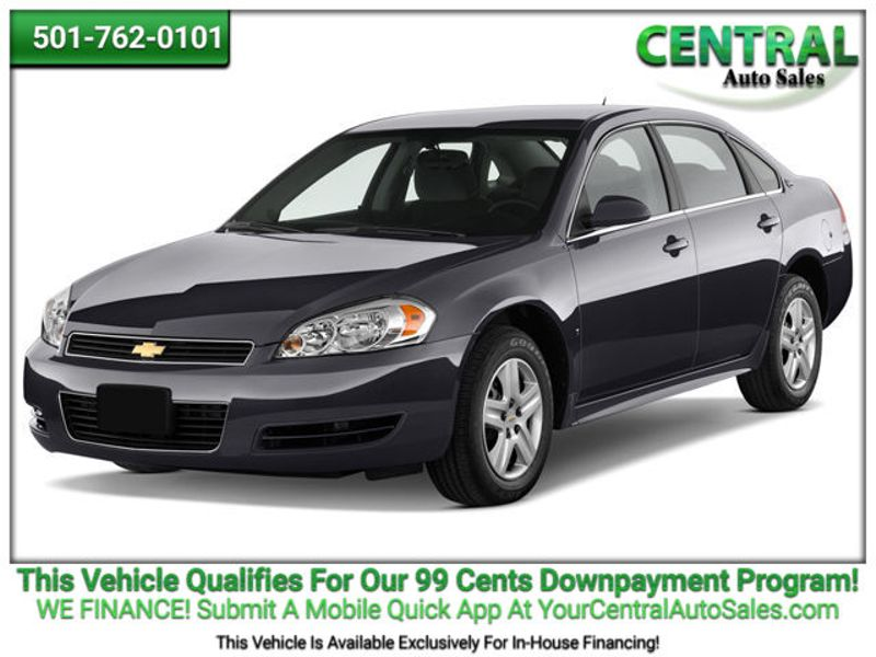 2013 Chevrolet Impala LT | Hot Springs, AR | Central Auto Sales in Hot Springs AR