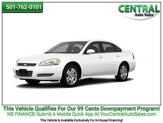 2013 Chevrolet Impala LT | Hot Springs, AR | Central Auto Sales in Hot Springs AR