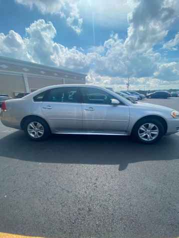 2013 Chevrolet Impala LS | Hot Springs, AR | Central Auto Sales in Hot Springs, AR