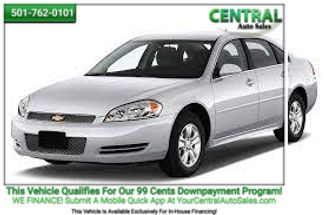 2013 Chevrolet Impala LS   Hot Springs, AR   Central Auto Sales in Hot Springs AR