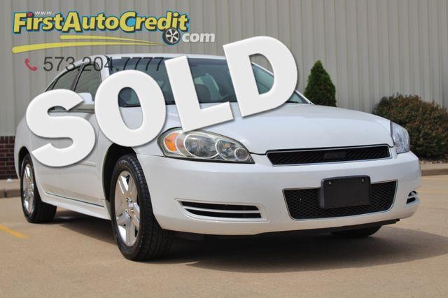 2013 Chevrolet Impala LT in Jackson MO, 63755