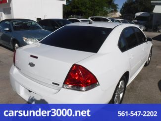 2013 Chevrolet Impala LT Lake Worth , Florida 3
