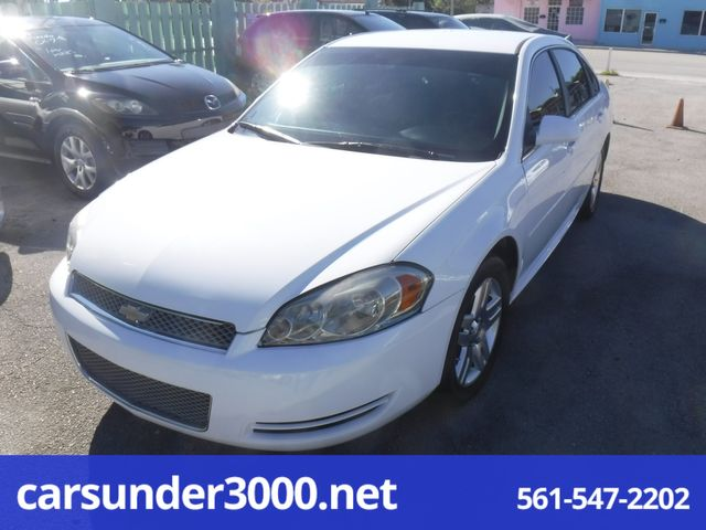 2013 Chevrolet Impala LT Lake Worth , Florida 1