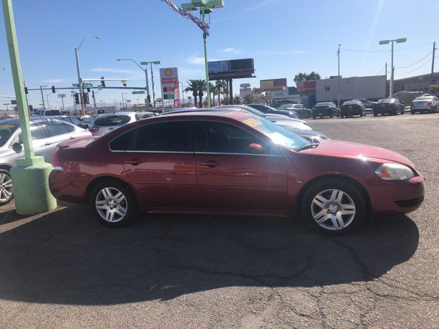 2013 Chevrolet Impala LT CAR PROS AUTO CENTER (702) 405-9905 Las Vegas, Nevada 2