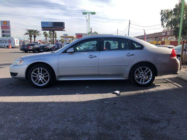 2013 Chevrolet Impala LTZ CAR PROS AUTO CENTER (702) 405-9905 Las Vegas, Nevada 4