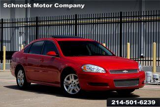 2013 Chevrolet Impala LT/ Power Sunroof in Plano, TX 75093