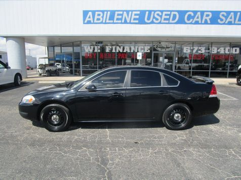2013 Chevrolet Impala Police  in Abilene, TX