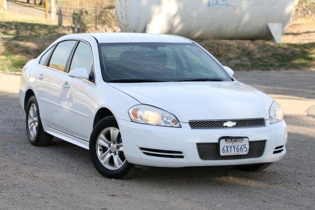 2013 Chevrolet Impala LS Santa Clarita, CA 3