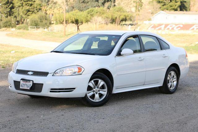 2013 Chevrolet Impala LS Santa Clarita, CA 1