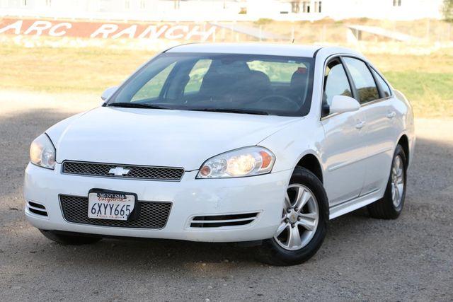 2013 Chevrolet Impala LS Santa Clarita, CA 4