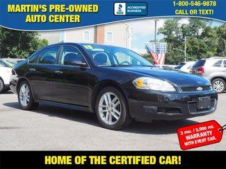 2013 Chevrolet Impala LTZ | Whitman, Massachusetts | Martin's Pre-Owned-[ 2 ]