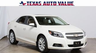 2013 Chevrolet Malibu LTZ in Addison TX, 75001