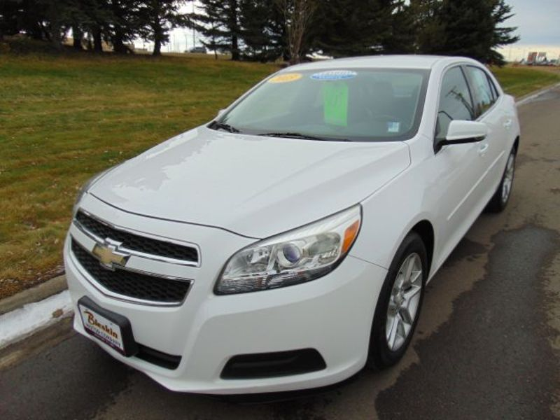 2013 Chevrolet Malibu LT  city MT  Bleskin Motor Company   in Great Falls, MT