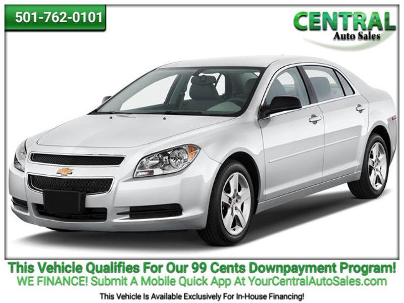 2013 Chevrolet Malibu ECO | Hot Springs, AR | Central Auto Sales in Hot Springs AR