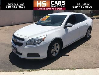 2013 Chevrolet Malibu LT Imperial Beach, California