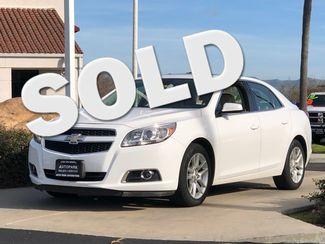 2013 Chevrolet Malibu ECO   San Luis Obispo, CA   Auto Park Sales & Service in San Luis Obispo CA