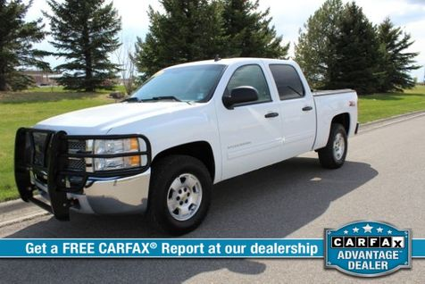 2013 Chevrolet Silverado 1500 4WD Crew Cab LT in Great Falls, MT