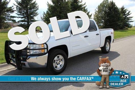 2013 Chevrolet Silverado 1500 4WD Crew Cab LT in Great Falls, MT