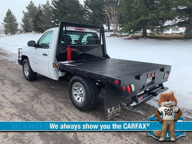 2013 Chevrolet Silverado 1500 4WD Reg Cab Work Truck  city MT  Bleskin Motor Company   in Great Falls, MT