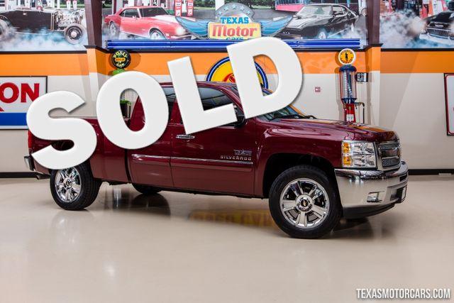2013 Chevrolet Silverado 1500 LT Texas Edition