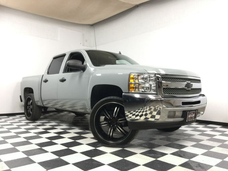 2013 Chevrolet Silverado 1500 *Easy In-House Payments*   The Auto Cave in Addison