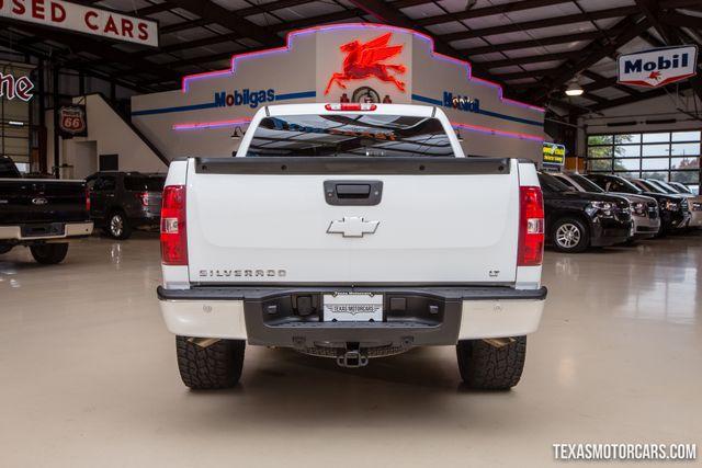 2013 Chevrolet Silverado 1500 LT 4X4 in Addison Texas, 75001