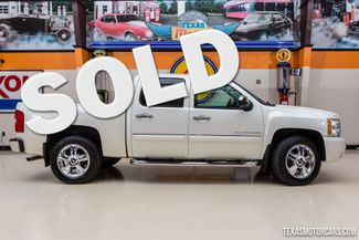 2013 Chevrolet Silverado 1500 LTZ 4X4 in Addison Texas, 75001