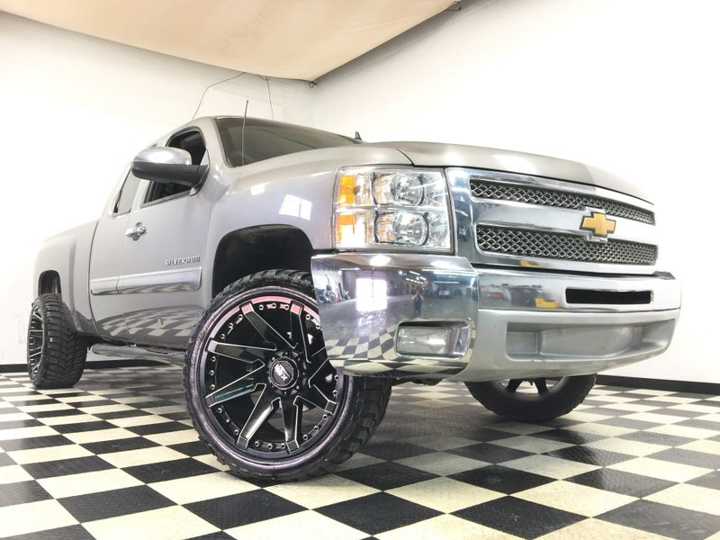 2013 Chevrolet Silverado 1500 *VORTEC 5.3L*LT Ext. Cab Long Box 2WD*Rims&Tires* | The Auto Cave