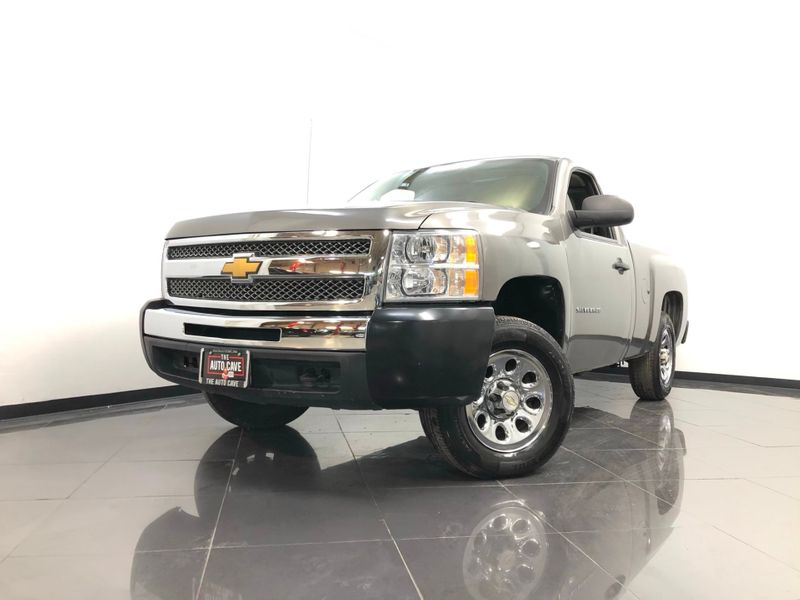 2013 Chevrolet Silverado 1500 *Drive TODAY & Make PAYMENTS* | The Auto Cave
