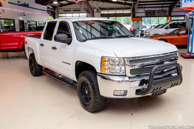2013 Chevrolet Silverado 1500 LT 4x4 in Addison, Texas 75001
