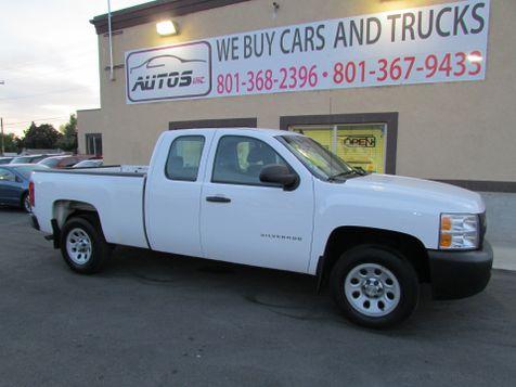 2013 Chevrolet Silverado 1500 Work Truck in , Utah