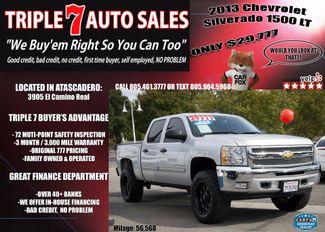 2013 Chevrolet Silverado 1500 LT in Atascadero CA, 93422