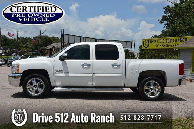 2013 Chevrolet Silverado 1500 LT in Austin, TX 78745