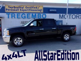2013 Chevrolet Silverado 1500 4x4 LT All Star in Bentleyville, Pennsylvania 15314