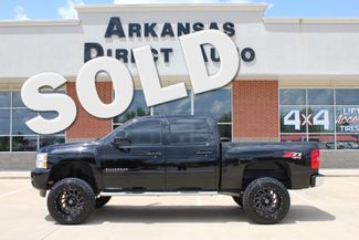 2013 Chevrolet Silverado 1500 LTZ LIFTED Z71 Conway, Arkansas