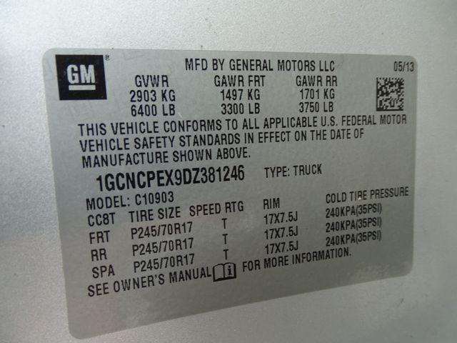 2013 Chevrolet Silverado 1500 Work Truck Corpus Christi, Texas 34