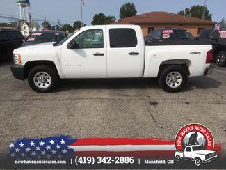 2013 Chevrolet Silverado 1500 CREW 4X4 Work Truck in Mansfield, OH 44903
