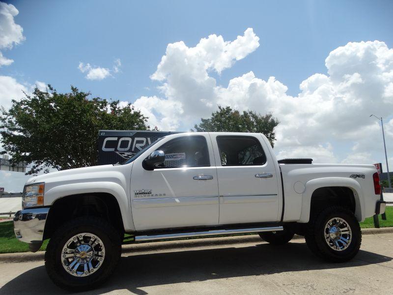2013 Chevrolet Silverado 1500 LT 4x4, Texas Edition, Step Rails, XD Chromes!   Dallas, Texas   Corvette Warehouse
