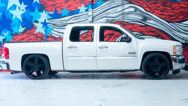 2013 Chevrolet Silverado 1500 LT Lowered in Dallas, TX 75229