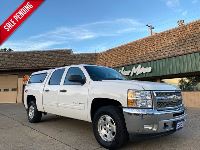 2013 Chevrolet Silverado 1500 LT One Owner 61,000 Miles in Dickinson, ND 58601